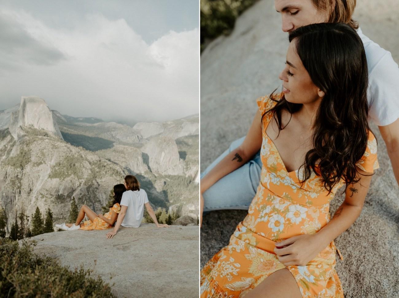 Yosemite Glacier Point Couple Session Anais Possamai Photography 07