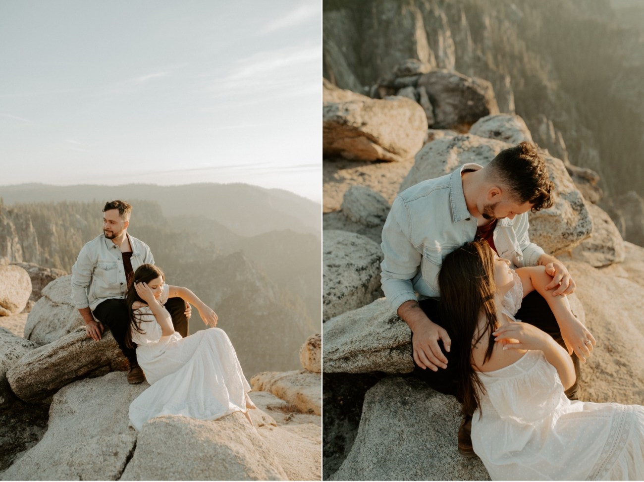 Yosemite Taft Point Engagement Session California Wedding Photographer Anais Possamai Photography 27