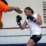 Light workout at Yucatan Boxing