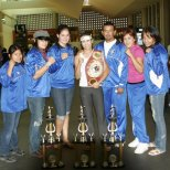 Pic with Mexican Amateur boxing team