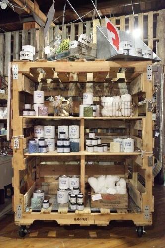 ξύλινη-παλέτα-κατασκευη-καταστηματα