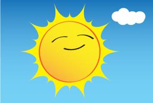 matahari lahir
