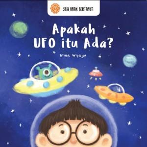 1 Apakah UFO itu Ada - sampul luar