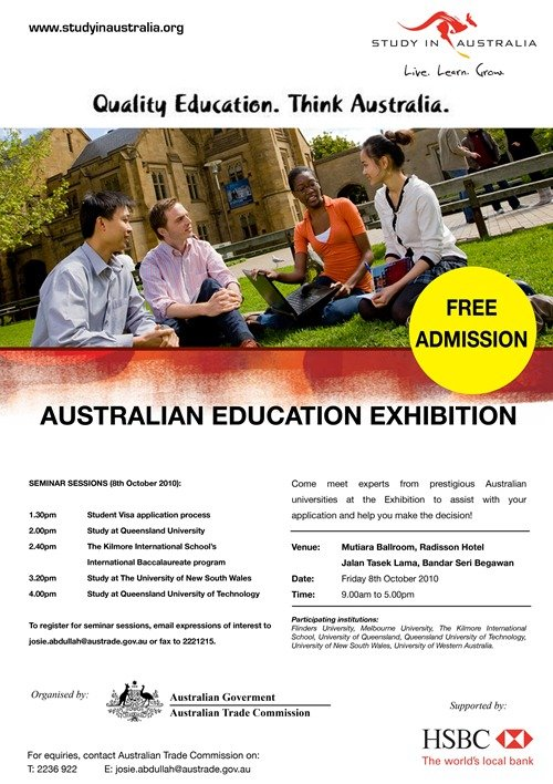 study in australia-poster wt hsbc