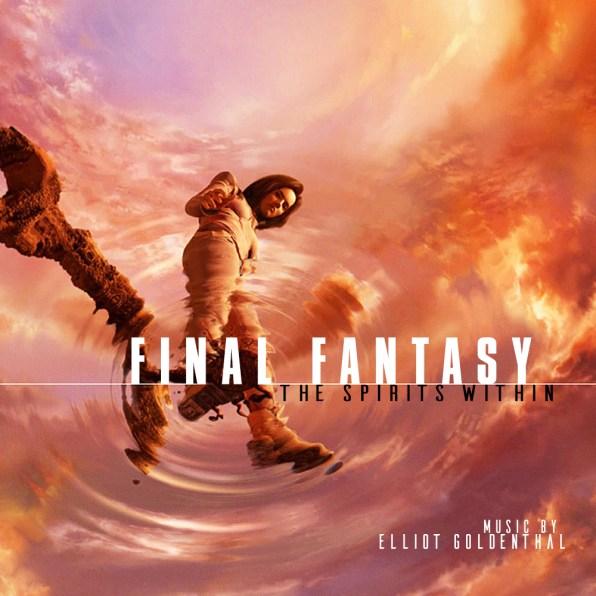 #2: Final Fantasy: The Spirits Within (Custom)
