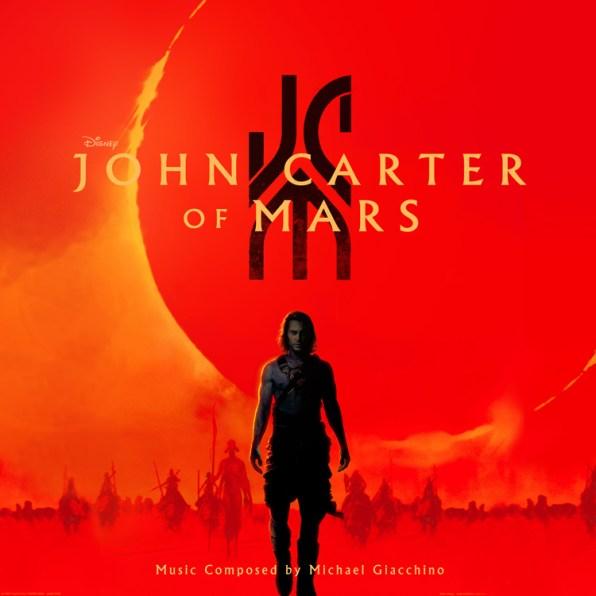 #1: John Carter (Custom)