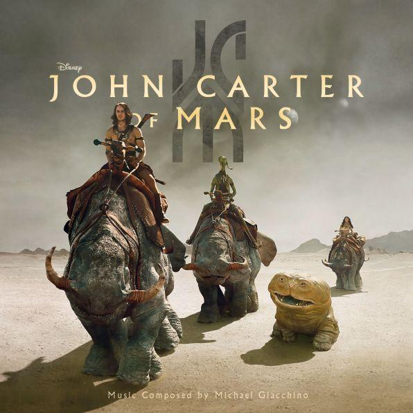 #10: John Carter (Custom)