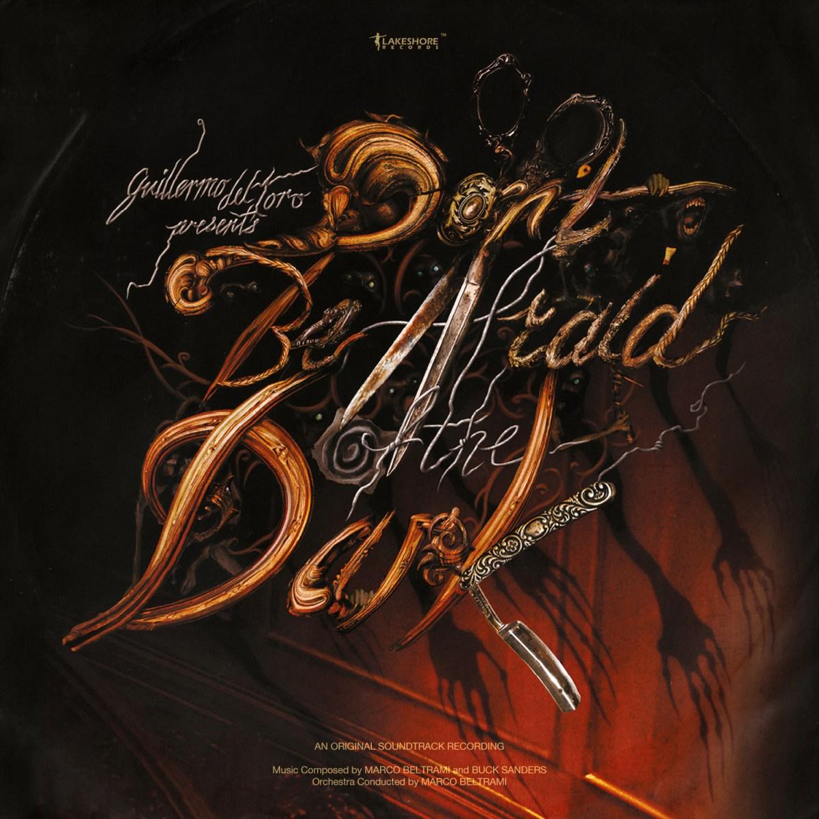 #4: Don't Be Afraid of the Dark (Custom)