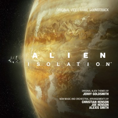 #8: Alien Isolation (Custom)