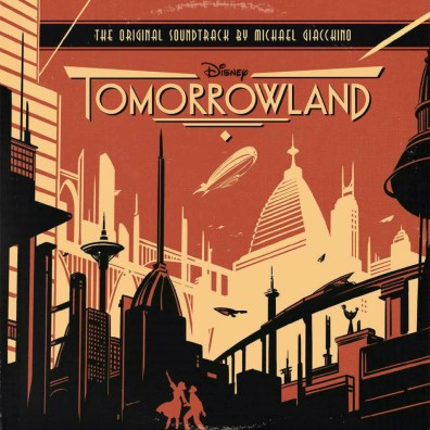 #6: Tomorrowland (Custom)