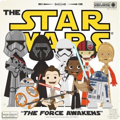 #15: Star Wars: The Force Awakens (Custom)