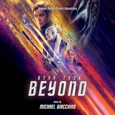 #5: Star Trek Beyond (Custom)