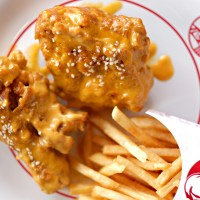 KFC HOT AND CHEESY CHICKEN