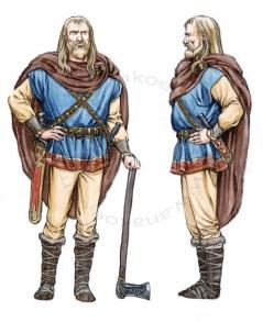 Cyriathe, character design (Ségeste)