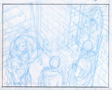 Carthage, panel sketch of page 7 (1)