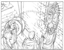 Carthage, panel of page 7 (1)