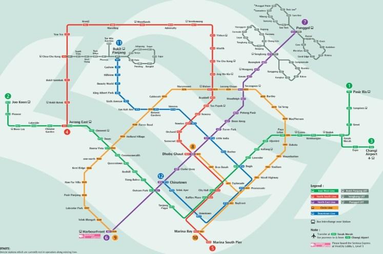 peta-mrt-singapura