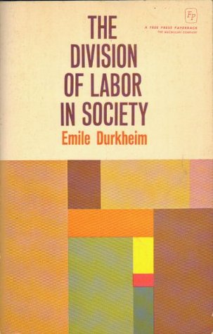 Rekomendasi buku sosiologi - The Division of Labor in Society