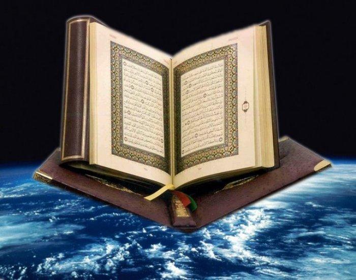 Ilustrasi Al Quran