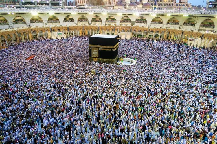 Ilustrasi menunaikan ibadah haji, foto: unsplash.com
