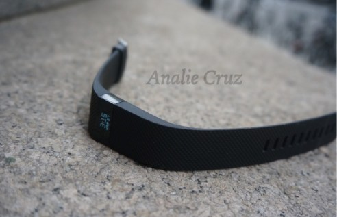Fitbit Charge HR Activity Tracker Review - Analie Cruz - Black (9)