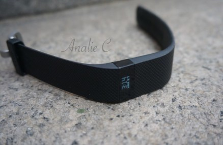 Fitbit Charge HR Activity Tracker Review - Display - Analie Cruz - Black (7)