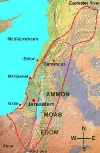 wilayah-israel