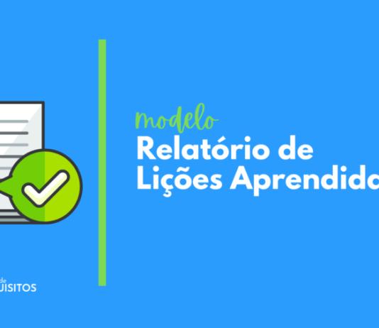 """O termo """"Lições Aprendidas"""" é um assunto intimamente ligado com a qualidade de um processo, e nas metodologias de melhoria contínuas aplicadas."""