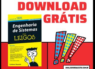 "Livro ""Engenharia de sistema para Leigos"""