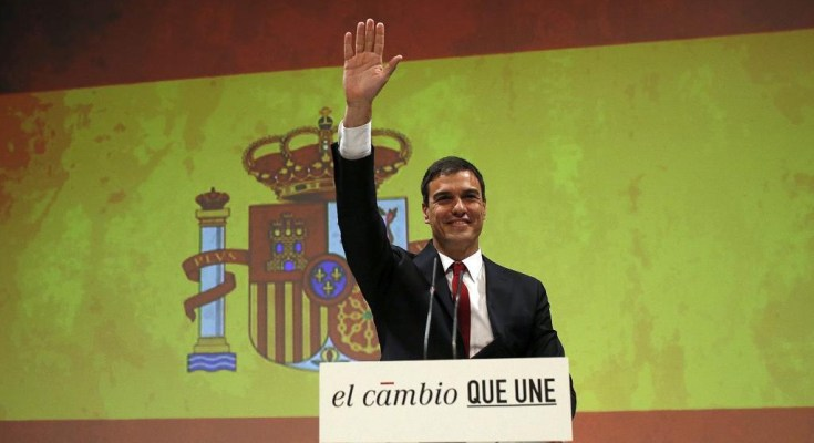 Pedro Sanchez Fascista