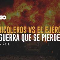 Proceso anuncia el advenimiento de otra guerra en México
