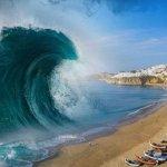 4 Kecamatan di Lampung Selatan, Parah Diterjang Tsunami