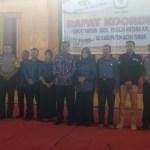 KIP Aceh Timur Gelar Rakor Pemutakhiran Data antara PPK dan PPS