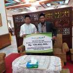 Bank Aceh Bantu Dayah Dan Masjid Rp.499 Juta