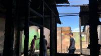 Lima Unit Rumah Warga Abdya Terbakar