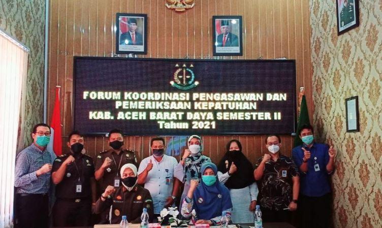 BPJS Kesehatan Tandatangani PKs Dengan Kejari dan DPMPTSP Abdya