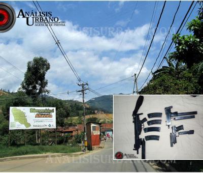 Tres meses de ráfagas de fusil en Altavista y comuna 16