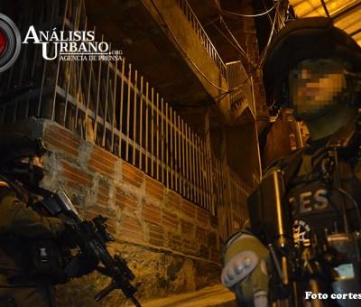 Cuatro cabecillas y cuarenta y cuatro subalternos entre los capturados en Medellín