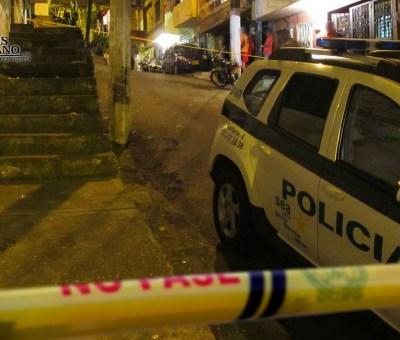 Lo asesinaron en La Esperanza, barrio de Medellín