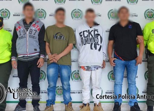 Policía capturó en Buriticá, Antioquia, a presuntos asesinos de ingenieros de la Continental Gold