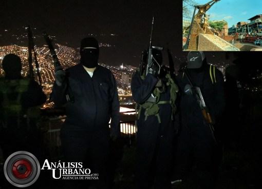 « Los Urbanos» expanden su dominio al Bajo Cauca, Norte y Nordeste de Antioquia