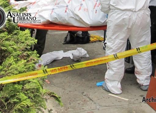 Lo asesinaron dentro de un vehículo en el Popular, comuna 1 de Medellín