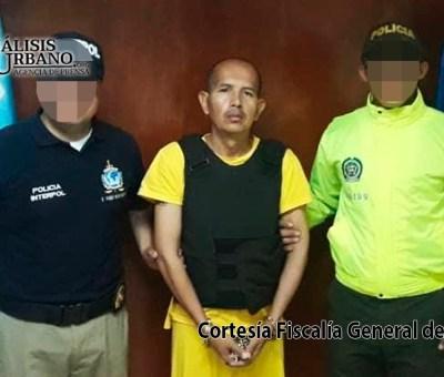 Abusador sexual de 276 niños, alias Lobo Feroz, fue extraditado desde Venezuela