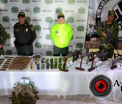Aprehendido adolescente reclutado por las AGC en Ituango, Norte de Antioquia