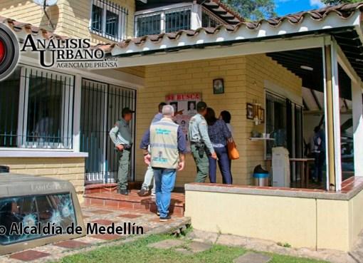 Alcaldía selló Casa Museo Pablo Emilio Escobar en El Poblado por falta de licencia