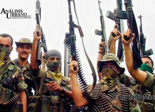 El paramilitarismo se tomó el Atrato chocoano y campea con complicidad de la Fuerza Pública: Eln
