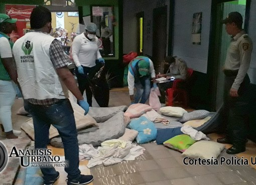 Hoteles con ácaros y miles de irregularidades fueron intervenidos por la Policía en Apartadó