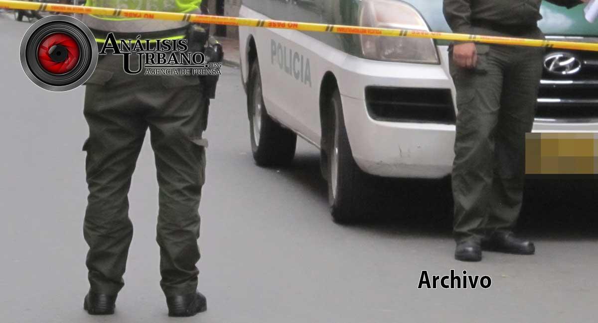 A tiros lo mataron dentro de un bus en el barrio Caicedo, comuna 8 de Medellín