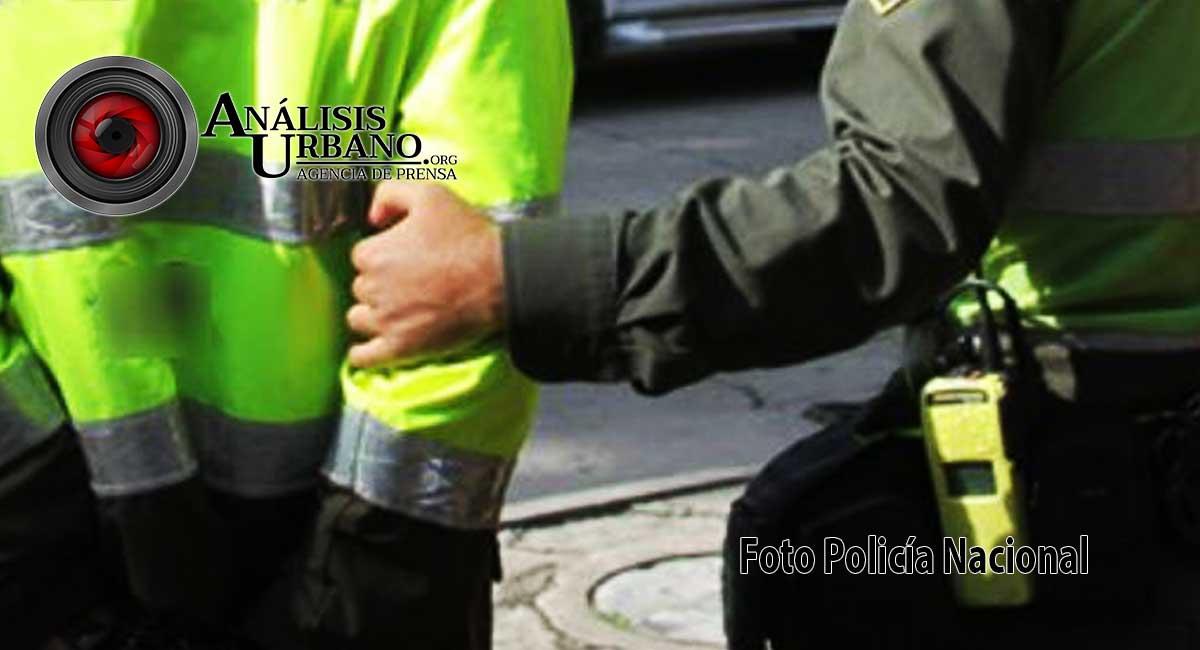 Tres policías del Goes fueron capturados en Caucasia, Antioquia, por robo de joyas y dinero