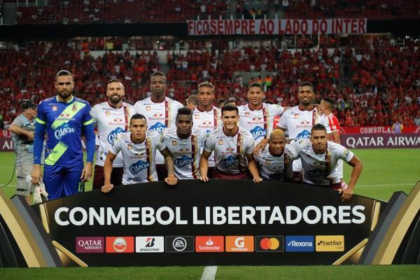 El equipo de Ibagué contará para este juego con piezas claves como el portero Álvaro Montero...